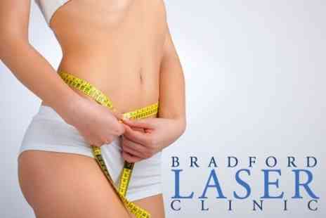 Bradford Laser Clinic - Six Sessions of Laser Lipo - Save 77%