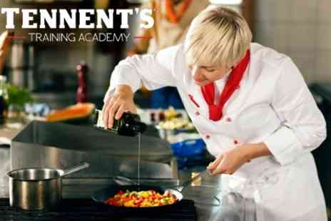 Tennent's Training Academy - Four Hour Cooking Experience With Former British - Save 60%