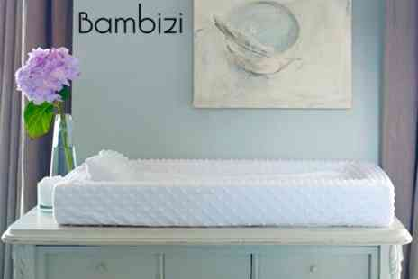Bambizi - Leto Baby Changing Mat - Save 42%
