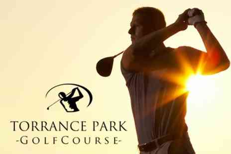 Torrance Park Golf Course - 18 Hole Round of Golf For Two People - Save 60%