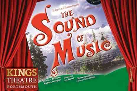 The Portsmouth Players - Two Tickets to The Sound of Music - Save 52%