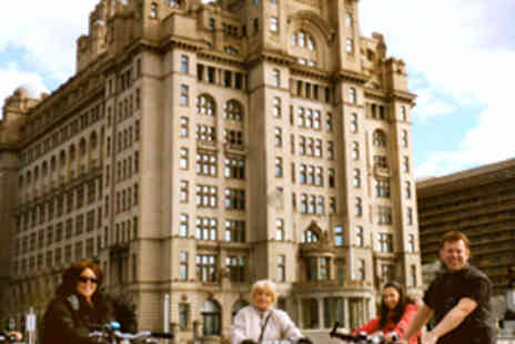 Liverpool Cycle Tours - Half Day Liverpool Cycle Tour for One - Save 53%