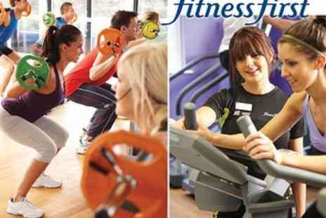 Fitness First Walsall Wood - Two Week Guest Membership - Save 80%