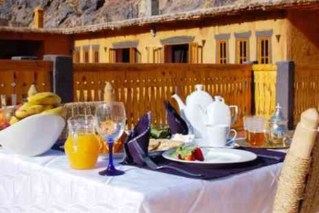 Le Village Du Toubkal and Spa - In Moroccan Mountains Two Night Stay For Two With Hammam, Donkey Trek and Breakfast - Save 59%