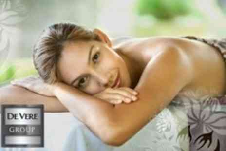 Slaley Hall Spa - Spa Day For One With 60 Minute Treatment - Save 70%