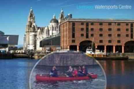 Liverpool Watersports Centre - Canoe Tour of City Docklands For Two - Save 70%