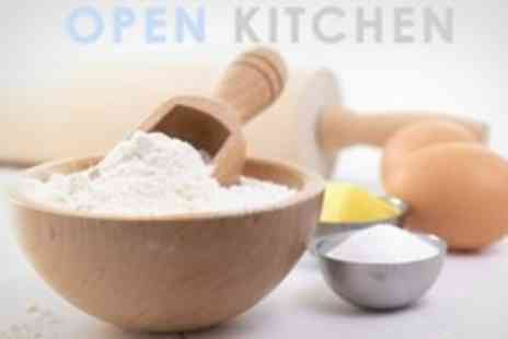 Open Kitchen - Introduction to Patisserie Workshop For One - Save 57%