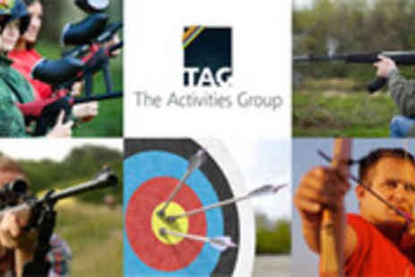 The Activities Group - Shooting, archery and paintball experience - Save 58%
