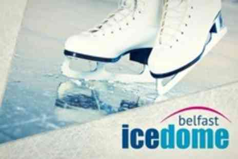 Belfast Ice Dome - Ice Skating For One - Save 50%