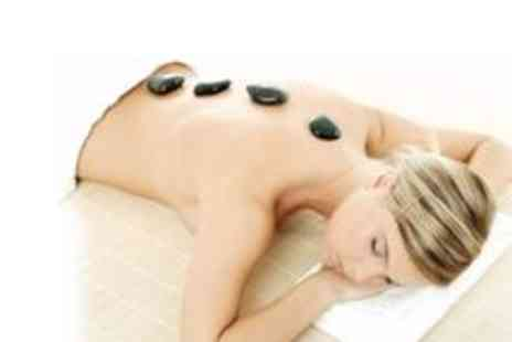 Bliss & Revive - Full Body Hot Stone or Swedish Massage - Save 64%