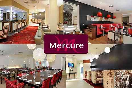 Mercure Bloomsbury - 2 Course Lunch - Save 53%