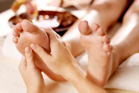 The Foot Parlour - Chiropody treatment including foot bath, nail shaping, corn or callus treatment & massage - Save 53%
