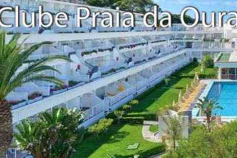 Clube Praia Da Oura - Romantic Winter Sun Break For Two A 7 Night stay In A One Bedroom Self Catering Apartment - Save 41%