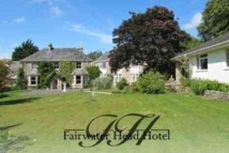 Fairwater Head Hotel - In Devon Two Night Stay For Two With Breakfast - Save 55%