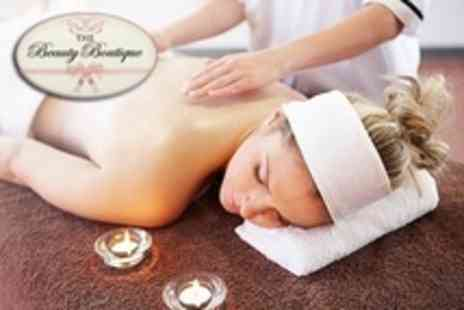 The Beauty Boutique - Candlelit Full Body Massage - Save 54%