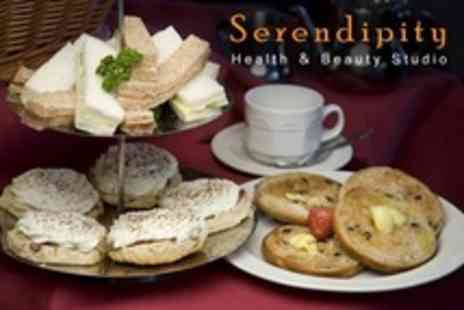 Serendipity Health and Beauty - Afternoon Tea For Two - Save 62%