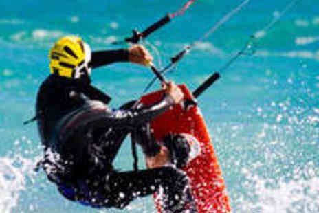 Essex Kite Surf School - Two Hour Power Kite Land Session - Save 70%