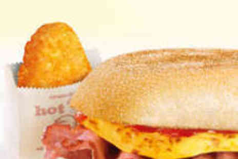 KFC - Five KFC Breakfasts - Save 59%