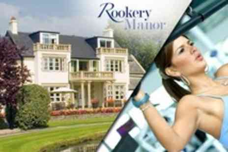 Rookery Manor - One Month Gym Membership - Save 56%