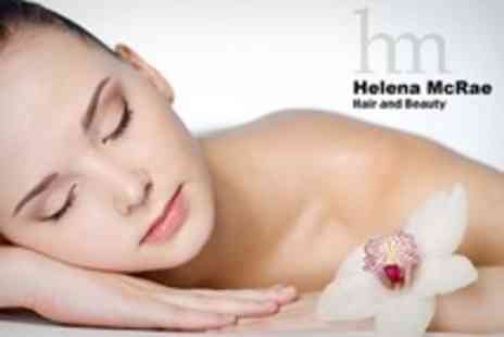Helena McRae - Massage, Facial and Body Wrap - Save 35%