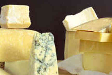 The Cheeseboard - Spend on Gourmet Cheeses - Save 50%