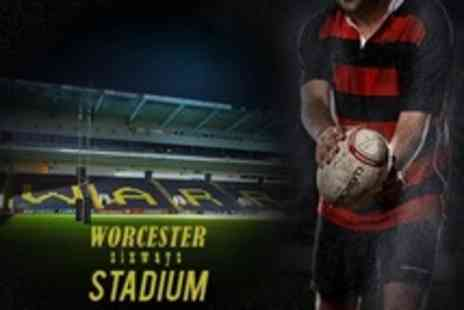 Worcester Warriors - England v France U20 Six Nations Match Tickets For Two Adults - Save 50%