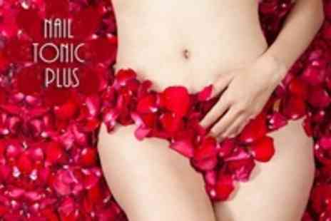Nail Tonic Plus - Beauty Package Half Leg, Bikini and Brow Waxing - Save 62%