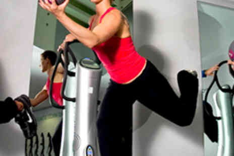 Market Sports Health Club - Five 30 Minute Power Plate Training Sessions - Save 71%