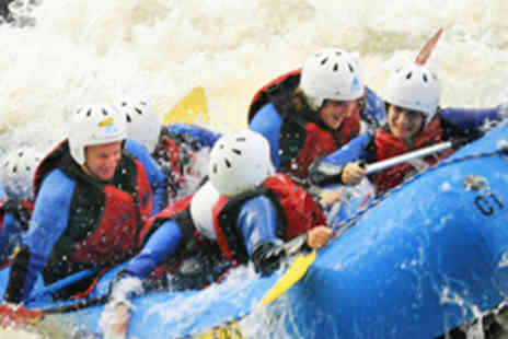 Nae Limits - White Water Rafting Experience - Save 58%