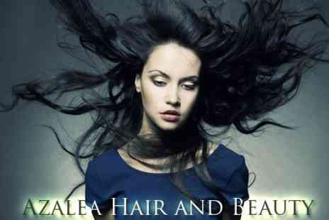 Azalea Hair and Beauty - Cut or Restyle, LOral Conditioning Treatment - Save 68%