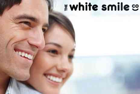 The White Smile Company - Teeth Whitening Treatment - Save 76%