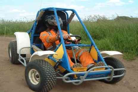 Nottingham Activity Centre - Dirt Buggy Experience - Save 50%
