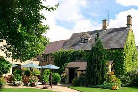 The Mill House Hotel - Two-night Cotswolds stay for two - Save 60%
