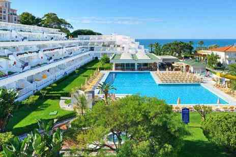 Clube Praia da Oura - Seven nights on the south coast of Portugal for up to four people - Save 72%