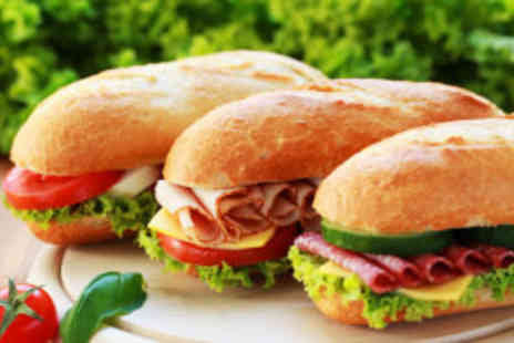 Espresso Coffee shop - Lunch for two - Save 64%