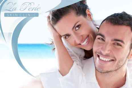 La Perle Clinic - One Hour Beyond White Teeth Whitening - Save 75%