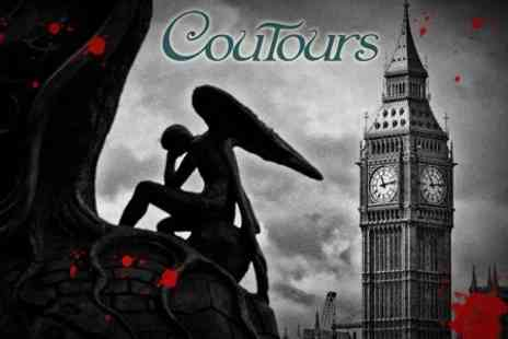 Coutours - Shocktober Ghost Walk Themed Walking Tour of London - Save 67%