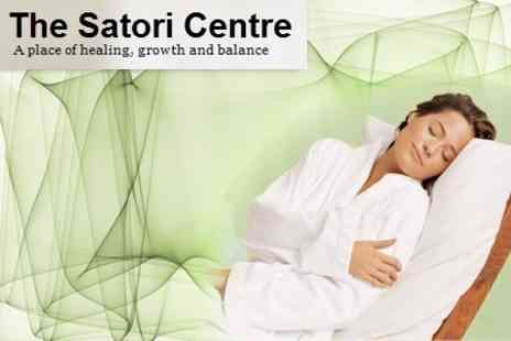 The Satori Centre - Three Sessions of Your Choice of Hypnotherapy - Save 69%
