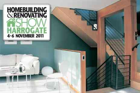 The Homebuilding & Renovating Show - Two Tickets - Save 60%