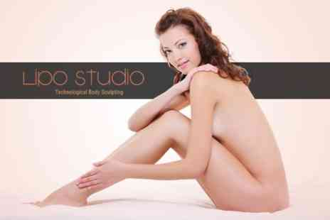 Lipo Studio - Four Sessions of Ultrasonic Lipo at Lipo Studio - Save 51%