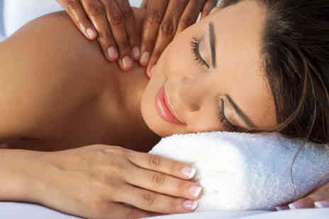 Stepping Stones - £20 for your choice of one of five Massages - Save 60%