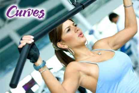 Curves - Ten Gym Sessions and Fitness Assessment for £19 - Save 78%