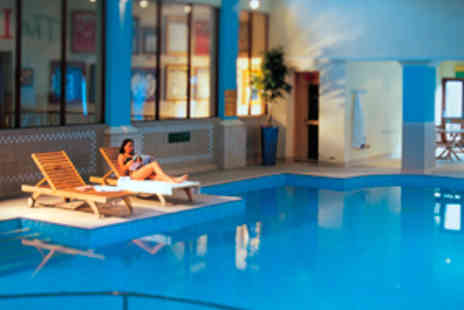 Marriott Breadsall Priory - Full Day Leisure Club Experience for Two - Save 62%