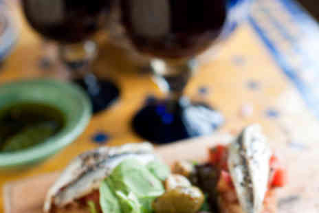 Anexo Bar and Restaurant - Six Plates of Tapas and a Jug of Sangria - Save 60%