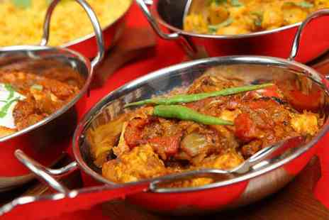 Jamuna - Sumptuous meal for two - Save 65%
