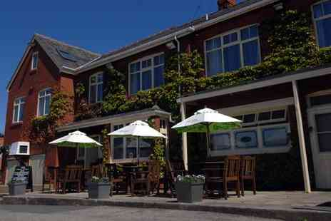 The Cliffemount Hotel - Two night stay for two people including breakfast - Save 57%
