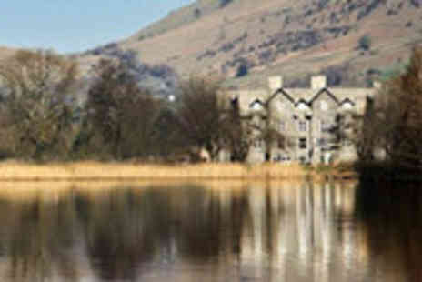 The Daffodil Hotel and Spa - Luxury waterside stay for two in the Lake District including spa and breakfast - Save 33%