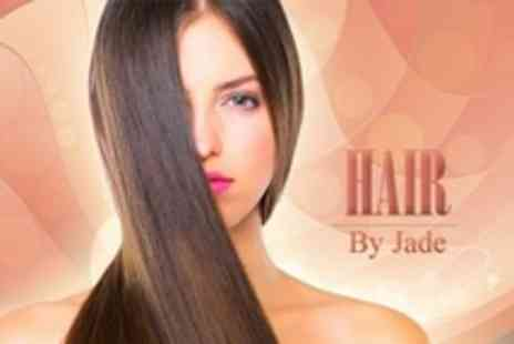 Hair By Jade - Brazilian Blow Dry With Cut - Save 67%