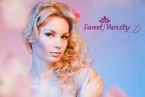 Sweet Vanity - Half Head Highlights With Restyle Cut and Blow Dry - Save 52%