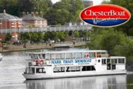 Chester Boat - Mothers Day Boat Trip For Two - Save 50%